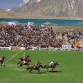 Highest Polo Field in the World